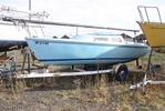 Catalina 22' Sailboat with Trailer for Sale