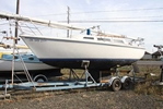 Catalina 27' Sailboat for Sale with Trailer